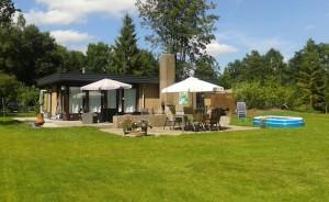 Vakantiehuisje Hermelijn 3 in Drenthe