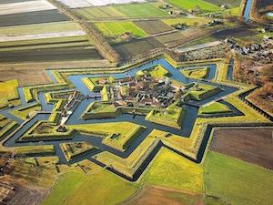 Hunnebedden natuur Drenthe