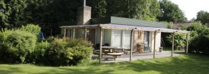 vakantiehuisje Hermelijn in Drenthe