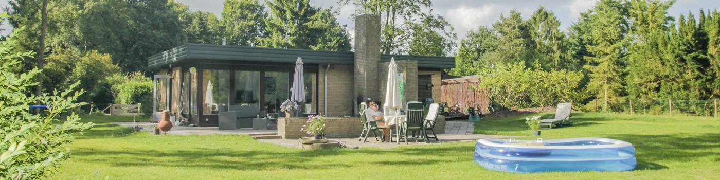 Vakantiehuis Hermelijn: een oase van rust en ruimte met grote privétuin