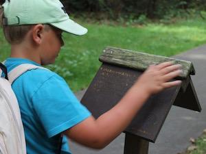 wandelen vanuit natuurhuis Drenthe geocachen