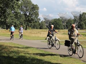 Fietsen in Drenthe vanuit vakantiehuis Drenthe