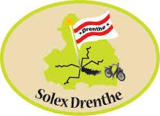 Solex rijden in Drenthe
