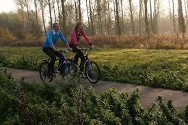 Sportief fietsen in het Drentsebos