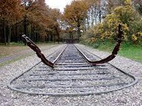 Westerbork spoor monument