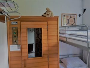 Sauna in Hermelijn 3